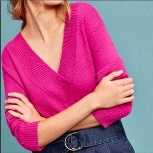 NWT Anthropologie Galizia Tunic Sweater New Medium